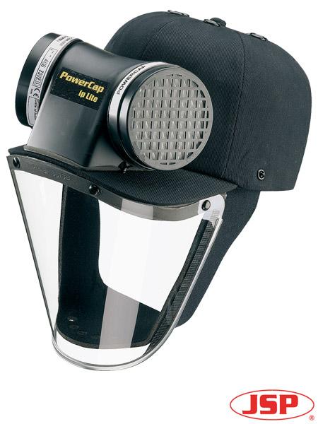 Maska gazowa - ochrona dróg oddechowych